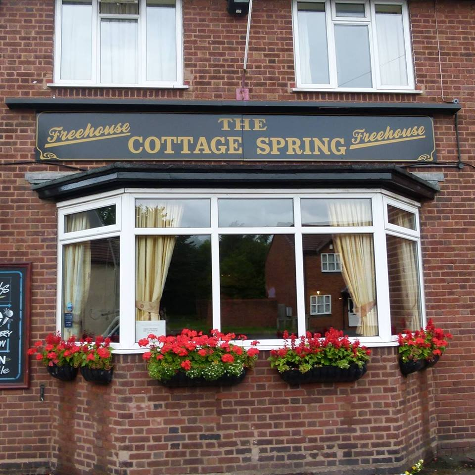 The Cottage Spring – Netherton October Event