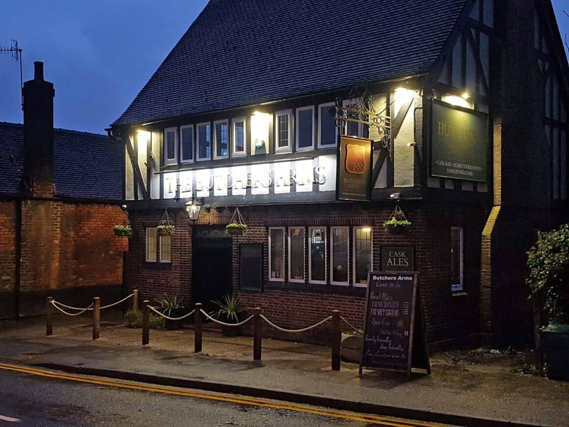 Butchers Arms  SOLD  OUT